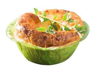 Quiche Lorraine Muffins recipe